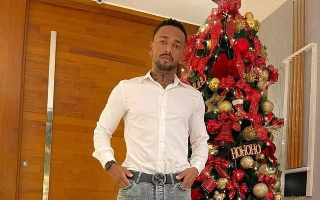 Nego do Borel fala que Natal não está sendo fácil após término