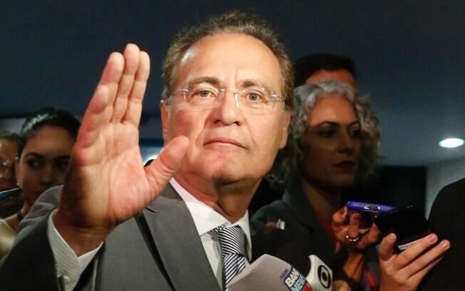 Renan Calheiros (MDB) é candidato a reassumir presidência do Senado, que deve ter votação fechada