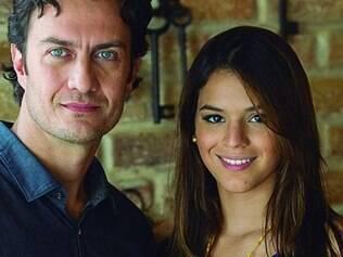 Relação entre Laerte e Luiza começa a ficar tensa e obsessiva