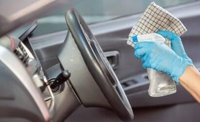 Novo coronavírus pode ficar até três dias dentro do carro