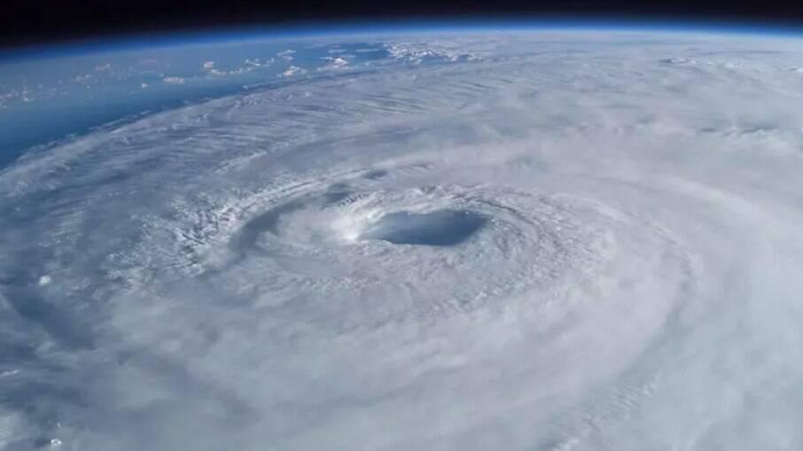 A região do Brasil mais afetada pelo ciclone será o sul do Rio Grande do Sul