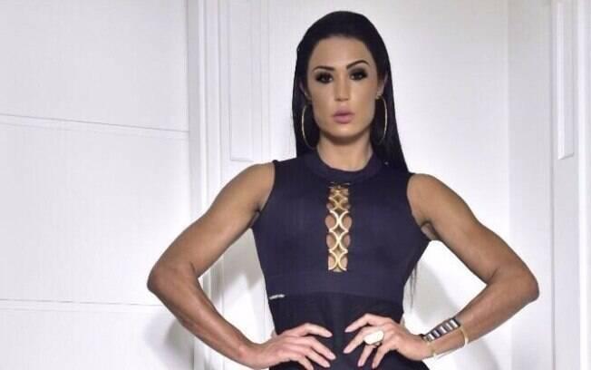Gracyanne Barbosa posou para as lentes de Keyner Welber, exibindo modelos da marca Mafia Brasileira