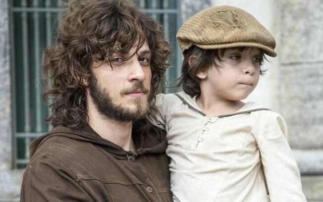 Joaquim e Quinzinho em