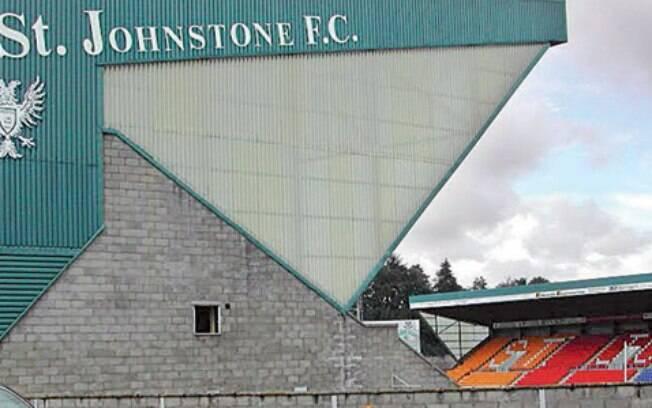 St. Johnstone Football Club, clube escocês da primeira divisão
