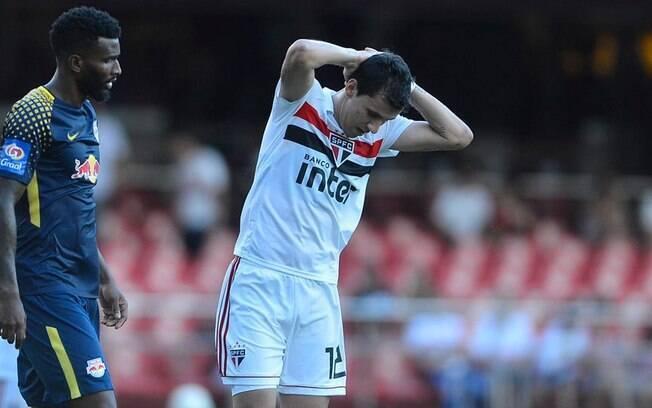 São Paulo tropeçou mais uma vez no Paulistão