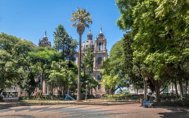 Porto Alegre é repleto de bares e restaurantes