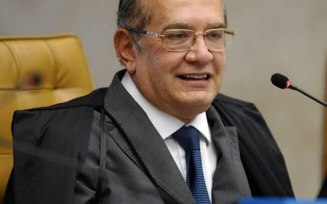 Gilmar Mendes defendeu decisão do ministro Alexandre de Moraes