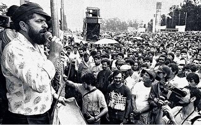 Em 1972, Lula é eleito primeiro secretário e fica reconhecido por dar um novo rumo ao movimento sindical brasileiro