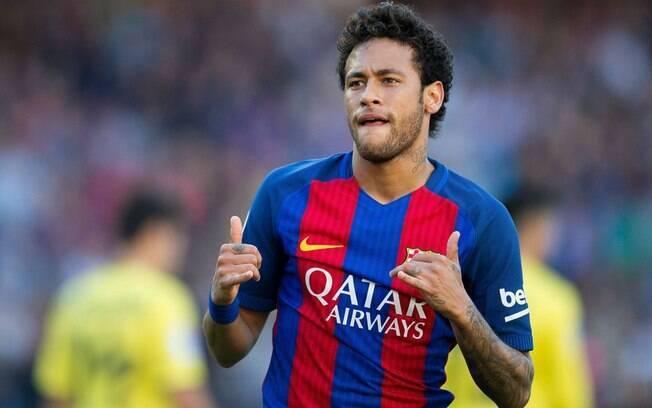 Neymar está de malas prontas para o PSG e deve receber um salário astronômico