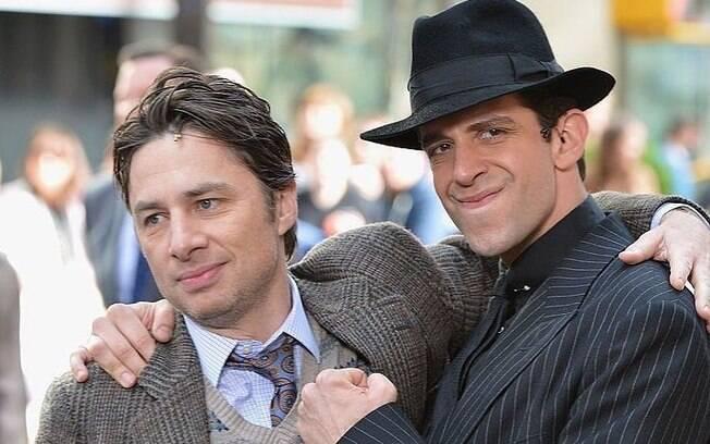 Zach Braff e Nick Cordero