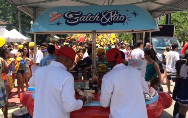Salch&Pão pede investimento de R$ 50 mil para o franqueado