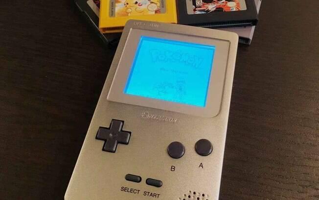 Ultra Game Boy contará com carcaça de alumínio, que oferece mais resistência contra riscos