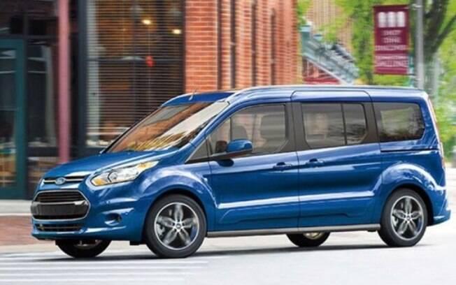 A Transit Connect é uma das vans compactas modernas e com 2 opções de motores a gasolina, um deles, turbo de 178 cv
