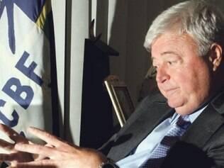 Ex-presidente da CBF, Ricardo Teixeira é acusado de estar envolvido em vários escândalos