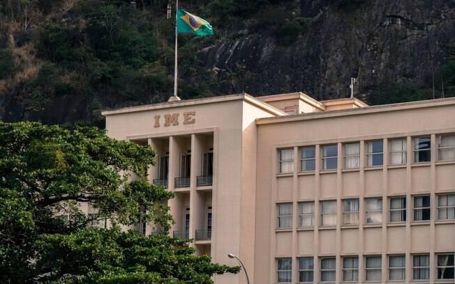 Instituto Militar de Engenharia (IME), no Rio de Janeiro. Foto: Flickr Thiago Campanate