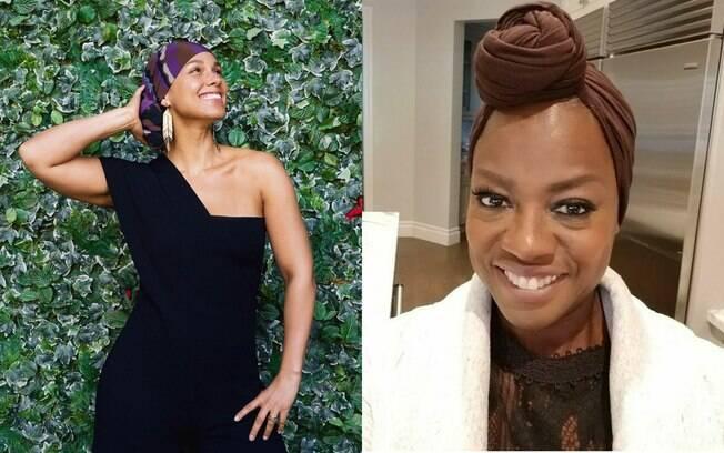 Alicia Keys e Viola Davis