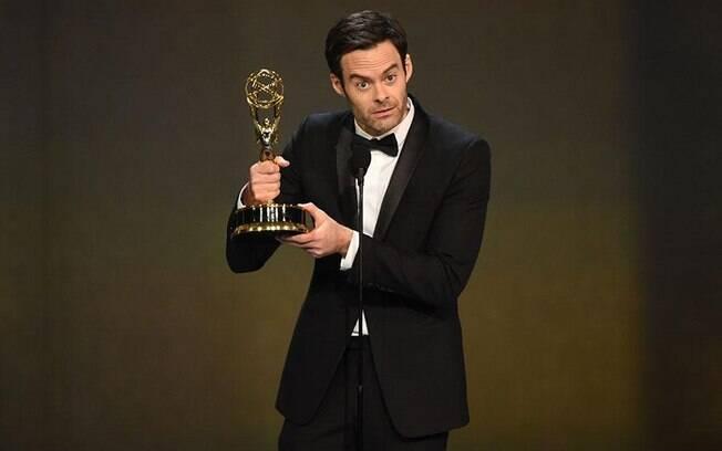 Bill Hader levou o prêmio de melhor ator de comédia
