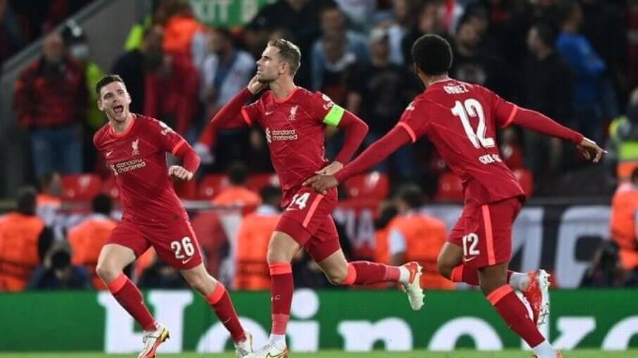 Liverpool x Milan