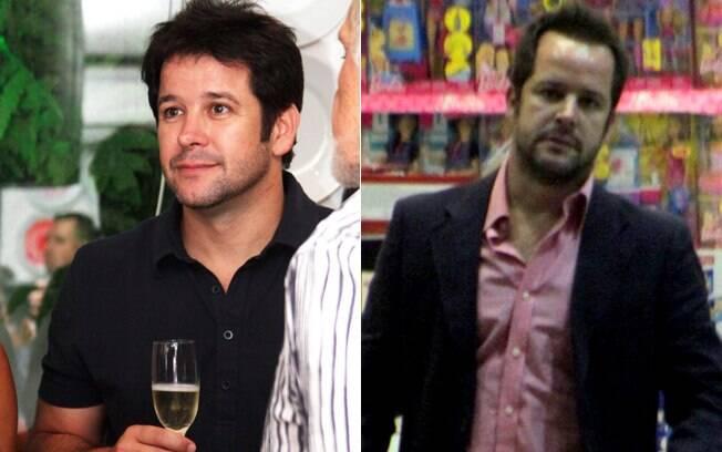 Antes e depois: Murilo Benício muda o visual
