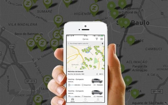 Aplicativo de carros compartilhados devem continuar sendo usados, mesmo com a pandemia, mas outras soluções de mobilidade também virão