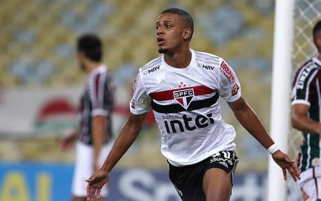Brenner, do São Paulo, é vendido ao FC Cincinnati, dos Estados Unidos