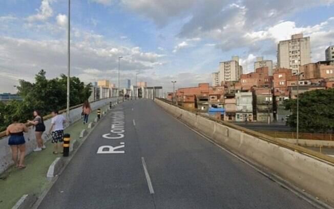 Acidente Zona Sul de São Paulo