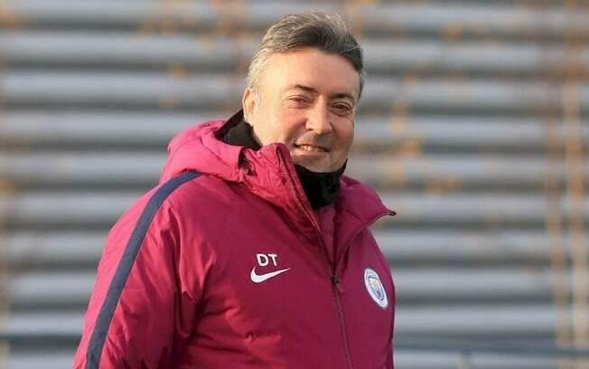 Domènec Torrent foi auxiliar de Pep Guardiola
