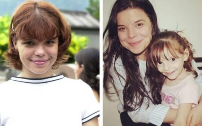 """Pitty Webo, tornou-se conhecida por interpretar a personagem Marcinha na telenovela """"Mulheres Apaixonadas"""
