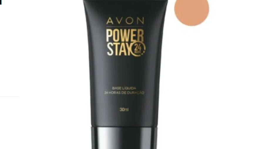 Base Líquida Avon Power Stay 30 ml