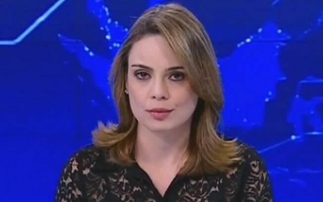 Jornalista Rachel Sheherazade pode não ter contrato com o SBT renovado