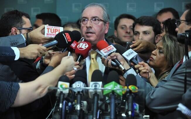 O Planalto ainda não conseguiu definir o papel de quem vai bater em Cunha
