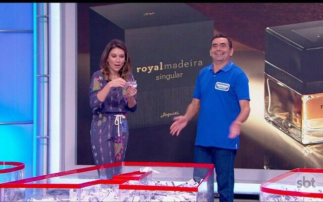 Cena do Roda a Roda%2C no SBT