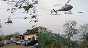 Piloto faz manobra após sequestro e evita fuga