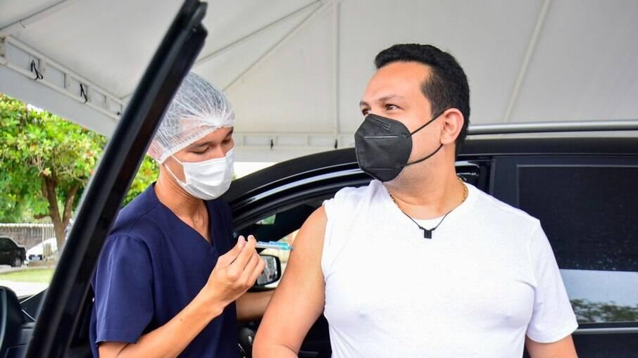 Ministério anuncia chegada de 4 milhões de doses do Covax neste fim de semana