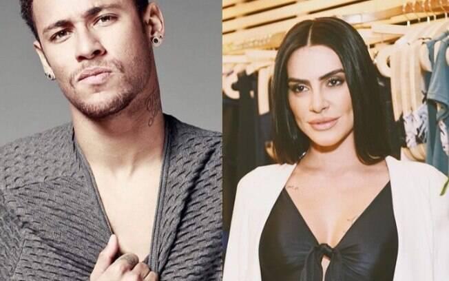Neymar já revelou que tem um crush por Cleo Pires