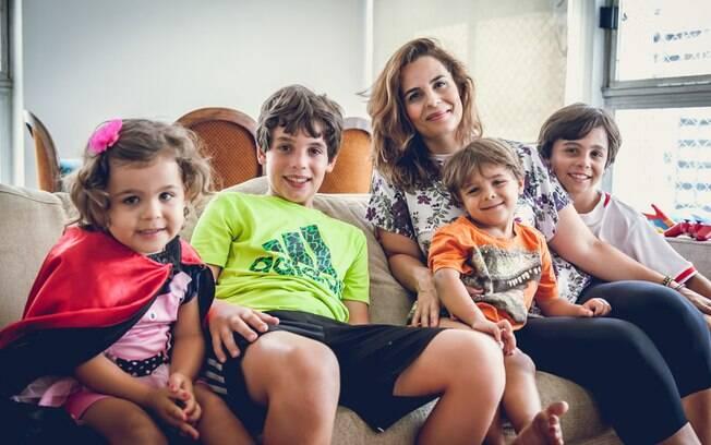 O amor entre a família é o primeiro em que um ser humano se depara
