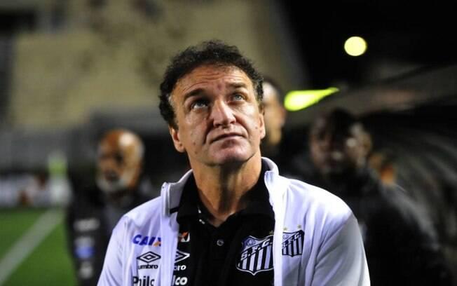 Cuca é o novo treinador do Santos