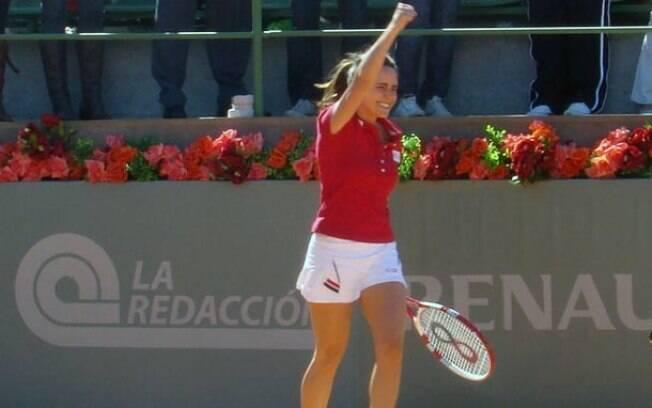 Ana conquistará torneio de tênis em Porto Alegre