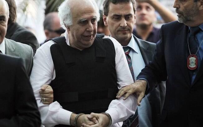Roger Abdelmassih volta à penitenciária após ter prisão domiciliar revogada