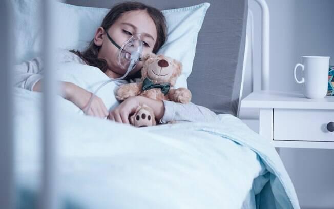 Fibrose cística é a doença genética mais comum da infância