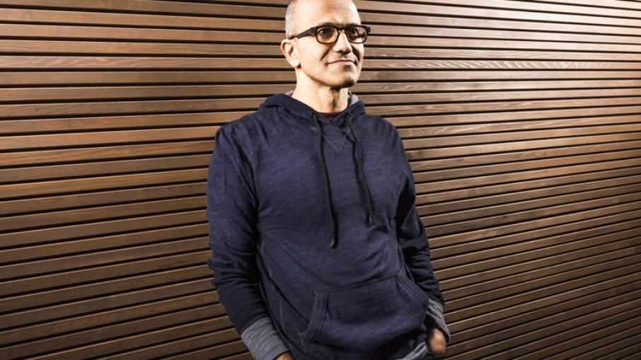 Satya Nadella, CEO da Microsoft
