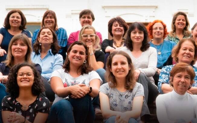 Segundo informações do próprio instituto, as mulheres formaram a grande maioria das equipes de pesquisa científica do Butantan