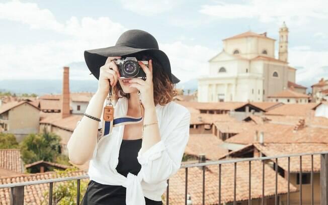Fotógrafos experientes sugerem o que fazer para que seus posts nas redes sociais e álbuns de fotografias de viagens fiquem cada vez mais bonitos