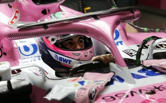 Havaianas acerta patrocínio com Force India para F1 em 2018 e vai estampar os halos dos carros da equipe