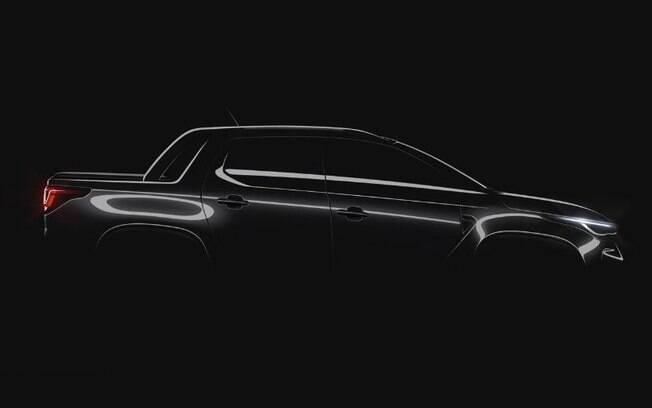 Fiat Strada 2021 terá linhas que lembram a Toro, líder de vendas do segmento de picapes intermediárias no Brasil