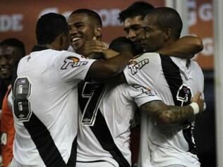 Depois de empatar com o modesto Tigres, o Vasco se recuperou