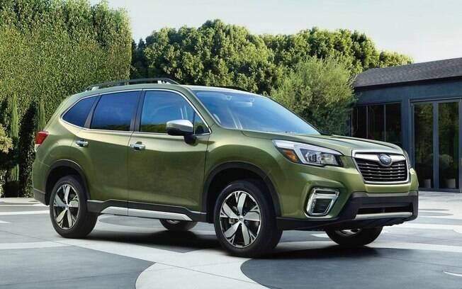 Subaru Forester de nova geração traz novo visual, nova plataforma e equipamentos, mas perde turbocompressor