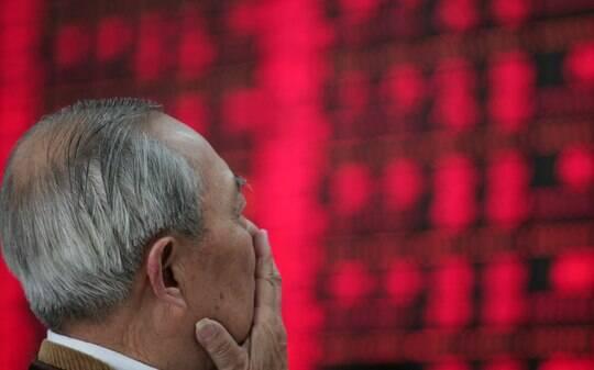 Bolsas asiáticas fecham em queda acentuada - Mercados - iG