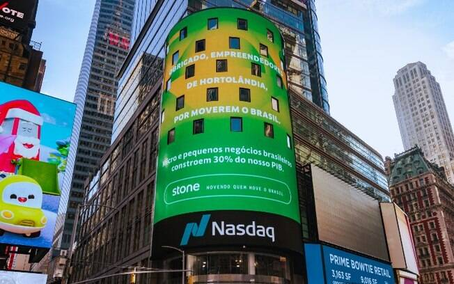 Hortolndia recebe homenagem na Times Square, em Nova York