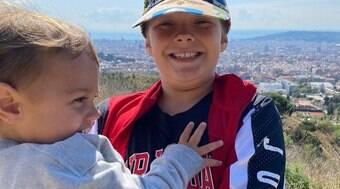 Foto do filho cria especulação de volta de Neymar ao Barcelona